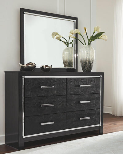 Kaydell Dresser and Mirror B1420B1 By Ashley Furniture from sofafair