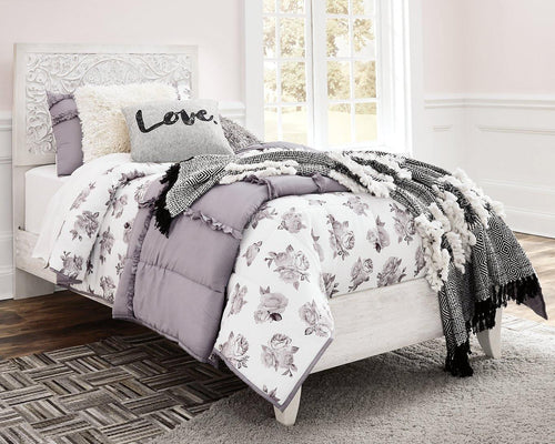 Paxberry Twin Panel Bed B181B1 Girls Bedroom Furniture By Ashley Furniture from sofafair