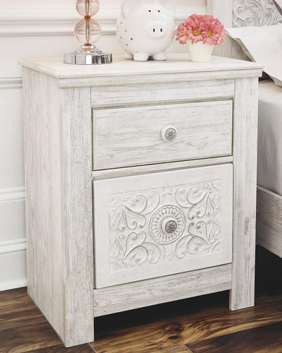 Paxberry Nightstand B181-92 Girls Bedroom Furniture By Ashley Furniture from sofafair
