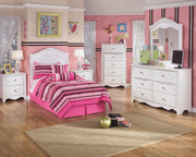 Exquisite Dresser B188-21 Youth Bed Cases