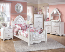 Load image into Gallery viewer, Exquisite Dresser and Mirror B188B52 Girls Bedroom Furniture
