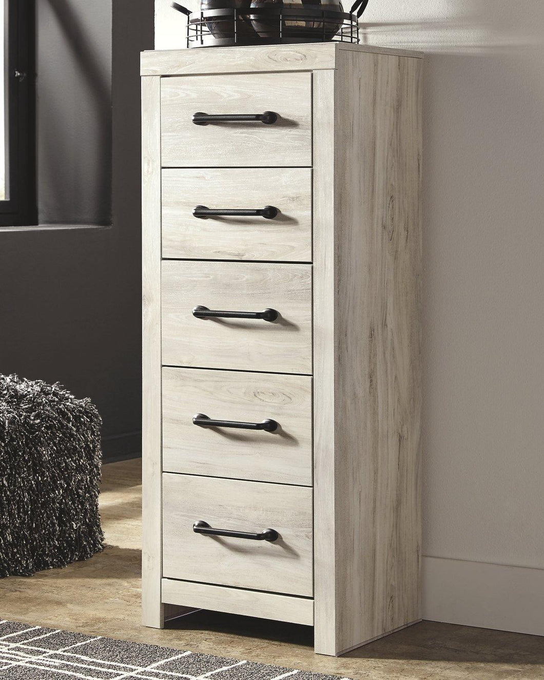 Cambeck Narrow Chest of Drawers B192-11 Girls Bedroom Furniture By Ashley Furniture from sofafair