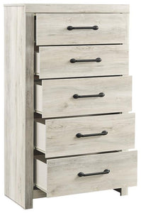 Cambeck Chest of Drawers B192-46 Girls Bedroom Furniture
