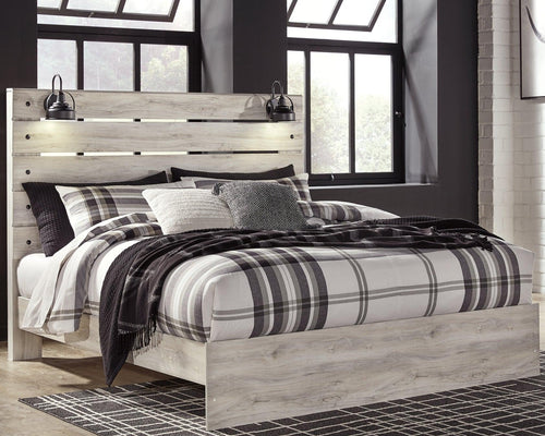 Cambeck King Panel Bed B192B28 By Ashley Furniture from sofafair