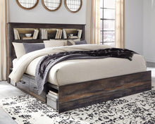 Load image into Gallery viewer, Drystan King Bookcase Bed with 2 Storage Drawers B211B51 By Ashley Furniture from sofafair