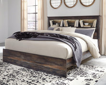 Load image into Gallery viewer, Drystan King Panel Bookcase Bed B211B53 By Ashley Furniture from sofafair