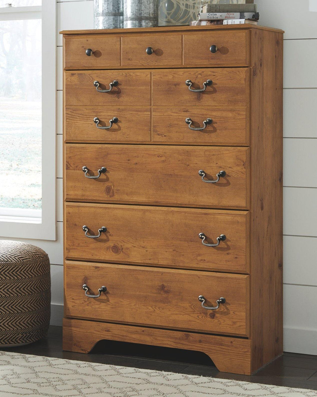 Bittersweet Chest of Drawers B219-46 By Ashley Furniture from sofafair