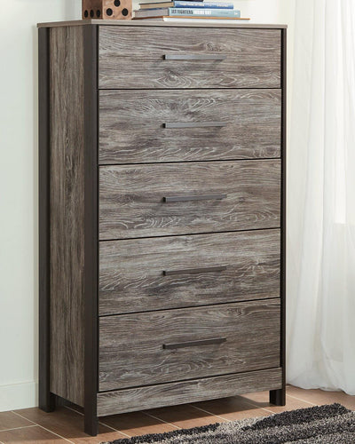 Cazenfeld Chest of Drawers B227-46 By Ashley Furniture from sofafair