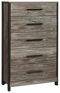 Cazenfeld Chest of Drawers B227-46