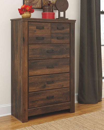 Quinden Chest of Drawers B246-46 By Ashley Furniture from sofafair