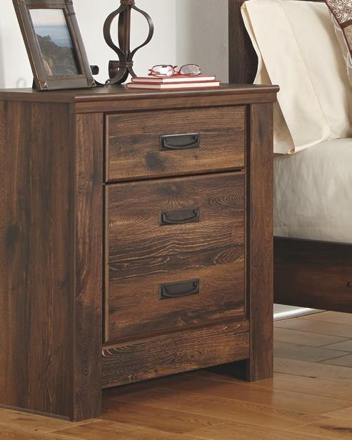 Quinden Nightstand B246-92 By Ashley Furniture from sofafair