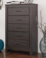 Brinxton Chest of Drawers B249-46 Master Bed Cases