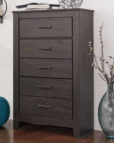 Brinxton Chest of Drawers B249-46 By Ashley Furniture from sofafair