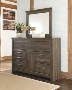 Juararo Dresser and Mirror B251B1 By Ashley Furniture from sofafair