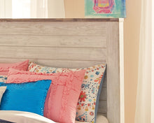Load image into Gallery viewer, Willowton Full Panel Bed B267B17 Girls Bedroom Furniture
