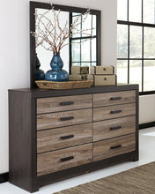 Load image into Gallery viewer, Harlinton Dresser and Mirror B325B1 By Ashley Furniture from sofafair