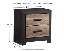 Load image into Gallery viewer, Harlinton Nightstand B325-92