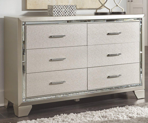 Lonnix Dresser B410-21 Girls Bedroom Furniture By Ashley Furniture from sofafair