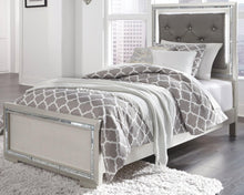Load image into Gallery viewer, Lonnix Twin Panel Bed B410B2 Girls Bedroom Furniture By Ashley Furniture from sofafair