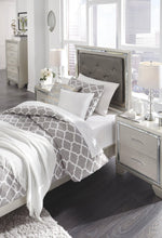 Load image into Gallery viewer, Lonnix Twin Panel Bed B410B2 Girls Bedroom Furniture