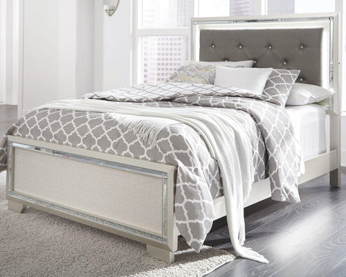 Lonnix Full Panel Bed B410B3 Girls Bedroom Furniture By Ashley Furniture from sofafair