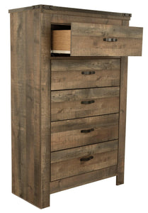 Trinell Chest of Drawers B446-46 Boys Bedroom Furniture