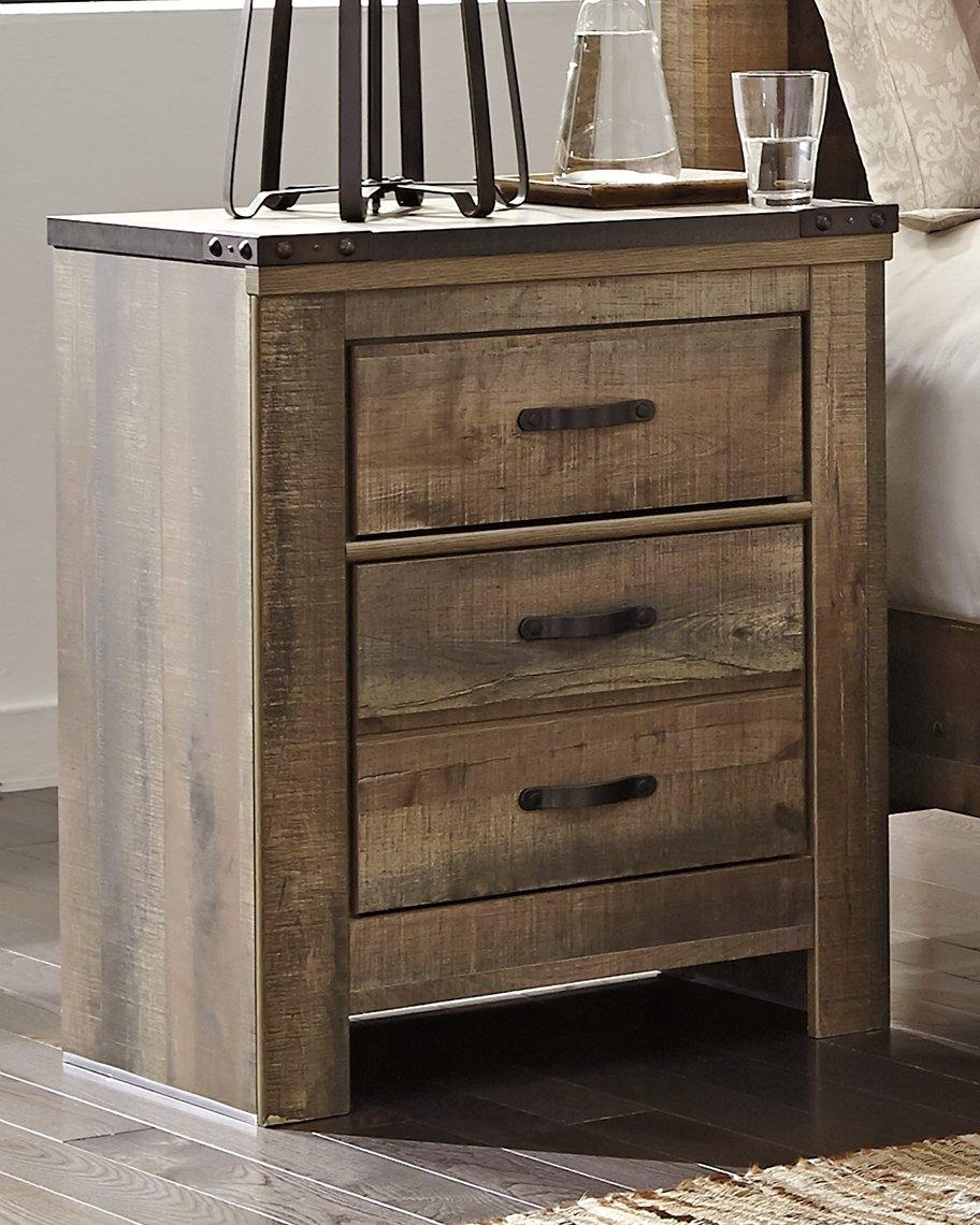 Trinell Nightstand B446-92 By Ashley Furniture from sofafair