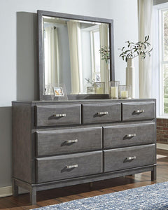 Caitbrook Dresser and Mirror B476B1 By Ashley Furniture from sofafair