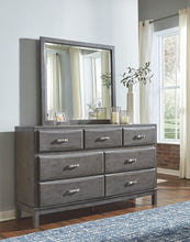 Load image into Gallery viewer, Caitbrook Dresser and Mirror B476B1
