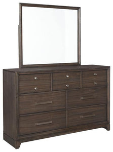 Brueban Dresser and Mirror B497B1