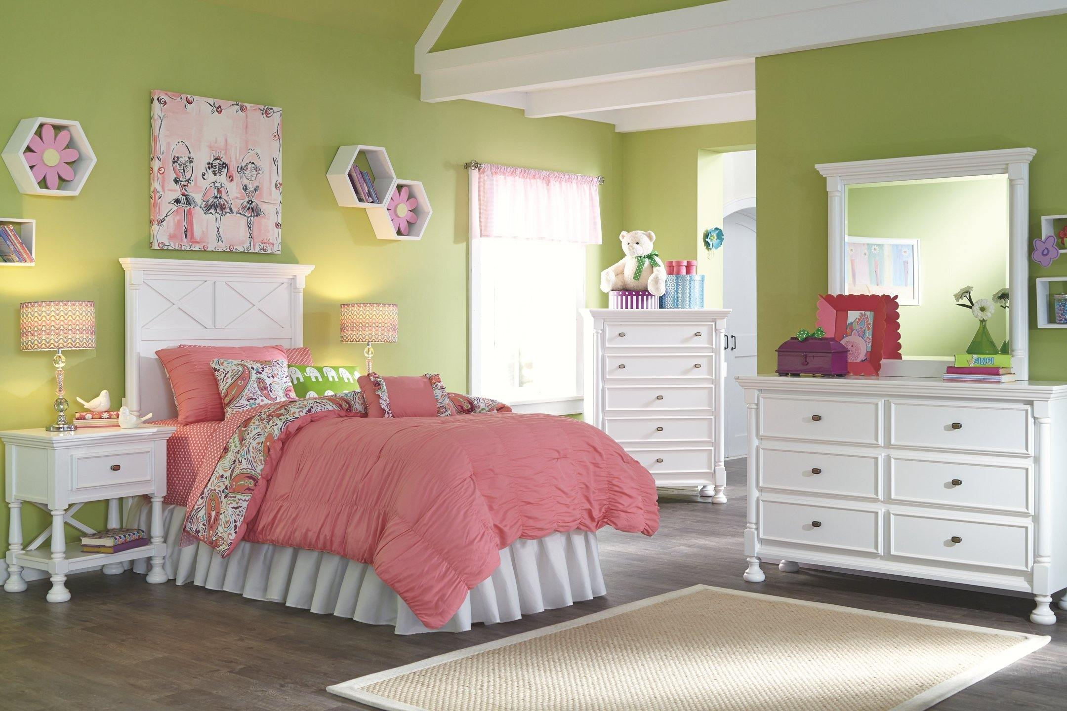 Kaslyn Dresser B502-21 Youth Bed Cases By ashley - sofafair.com