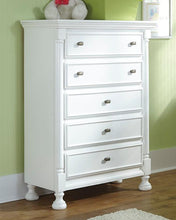 Load image into Gallery viewer, Kaslyn Chest of Drawers B502-45 Girls Bedroom Furniture By Ashley Furniture from sofafair