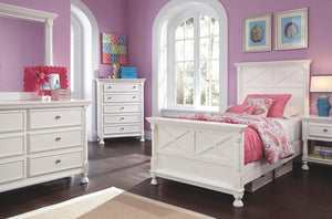 Kaslyn Chest of Drawers B502-45 Girls Bedroom Furniture