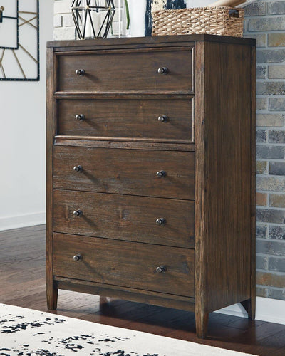 Kisper Chest of Drawers B513-46 By Ashley Furniture from sofafair