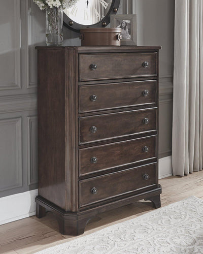 Adinton Chest of Drawers B517-46 By Ashley Furniture from sofafair