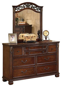 Leahlyn Dresser and Mirror B526B1