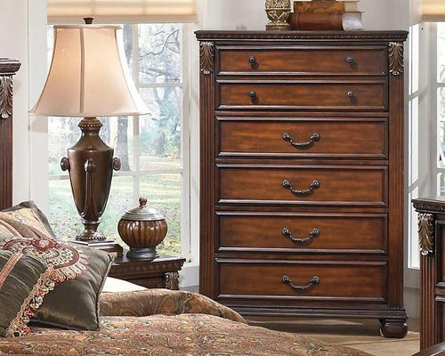 Leahlyn Chest of Drawers B526-46 By Ashley Furniture from sofafair