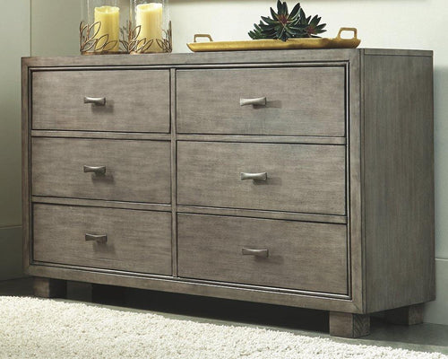 Arnett Dresser B552-31 By Ashley Furniture from sofafair