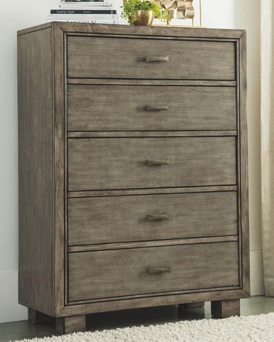 Arnett Chest of Drawers B552-46 By Ashley Furniture from sofafair