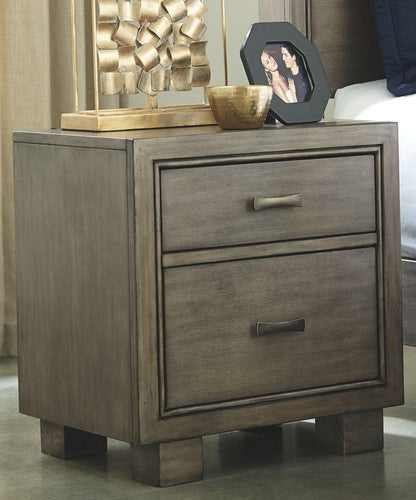 Arnett Nightstand B552-92 By Ashley Furniture from sofafair