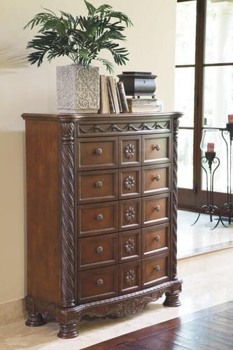 North Shore Chest of Drawers B553-46 By Ashley Furniture from sofafair