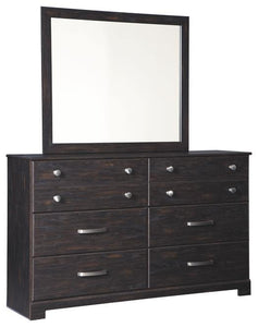 Reylow Dresser and Mirror B555B1