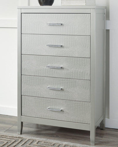 Olivet Chest of Drawers B560-46 Girls Bedroom Furniture By Ashley Furniture from sofafair