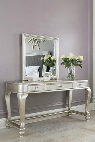 Coralayne Vanity and Mirror B650B16 By Ashley Furniture from sofafair
