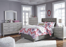 Load image into Gallery viewer, Coralayne Full Upholstered Bed B650B19