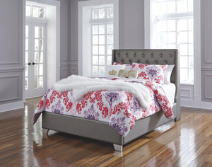 Coralayne Full Upholstered Bed B650B19
