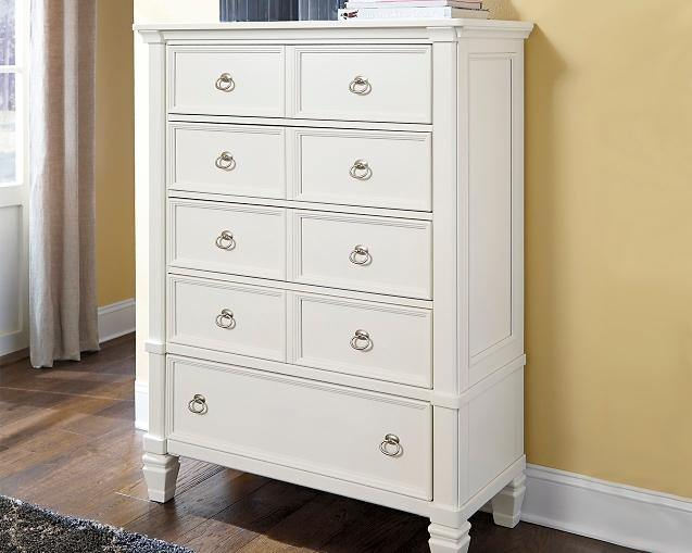 Prentice Chest of Drawers B672-46 By Ashley Furniture from sofafair