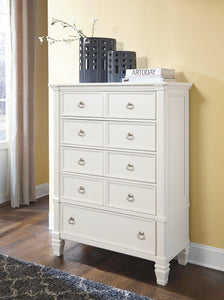 Prentice Chest of Drawers B672-46