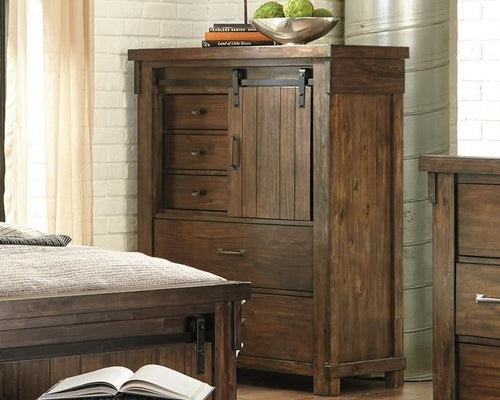 Lakeleigh Chest of Drawers B718-46 By Ashley Furniture from sofafair