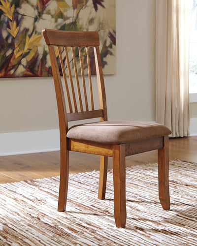 Berringer Dining Room Chair D199-01 By Ashley Furniture from sofafair